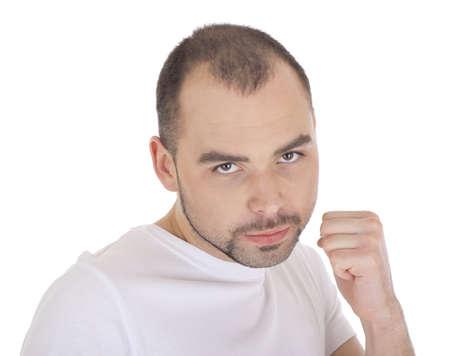 Boxer man Stock Photo - 11357177