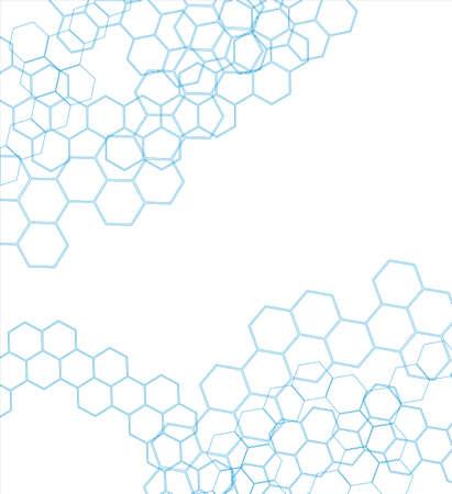 Molécula Foto de archivo - 11984636