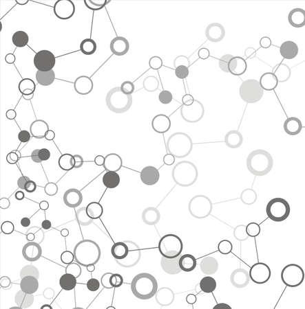 Molecule background Фото со стока