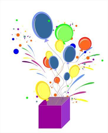 Balloons Stock Vector - 14167072