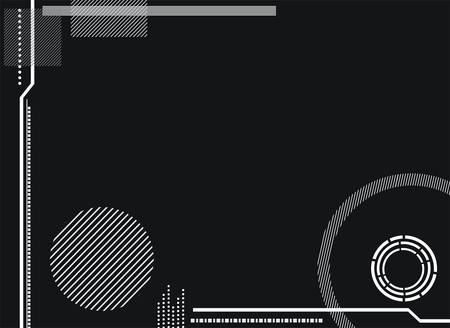 Abstract technology background Stock Vector - 14192120