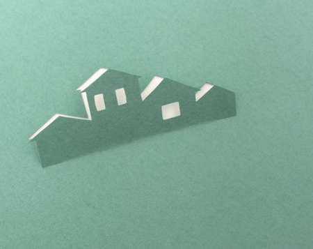 Paper house photo