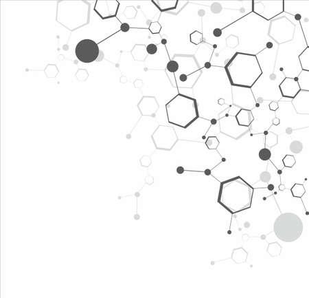 molecule illustration