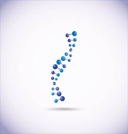 clonacion: De ADN y la molécula de símbolos