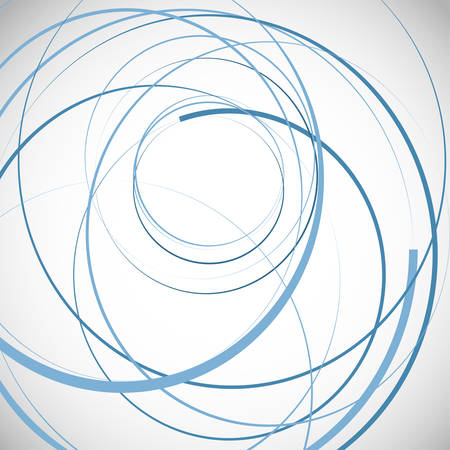 Abstract background with colour circles. Design for you.