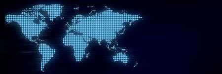 Abstract globe background. Reklamní fotografie