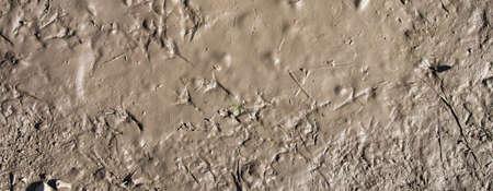 Ground textured surface background. Headline.