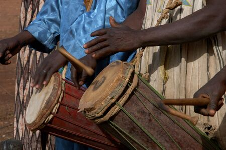african percussion                                 photo