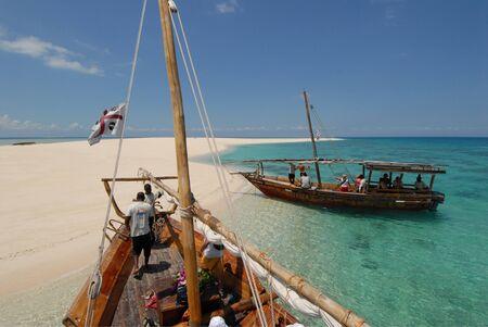 zanzibar: atoll in Zanzibar