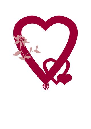 heart and love photo
