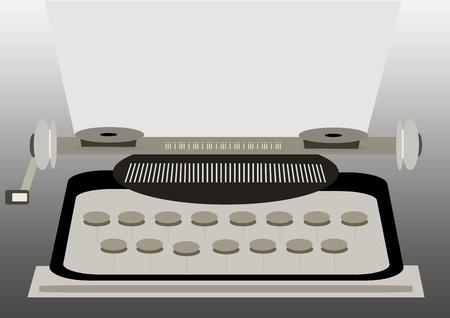 antique typewriter Stock Photo - 8499121