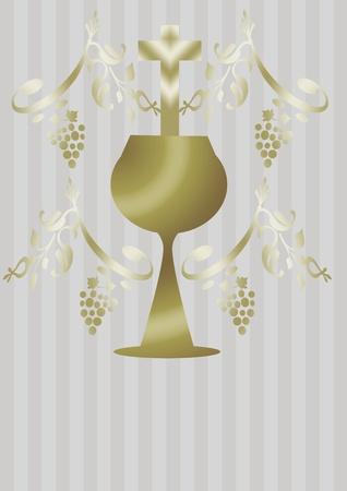 cresima: prima comunione card