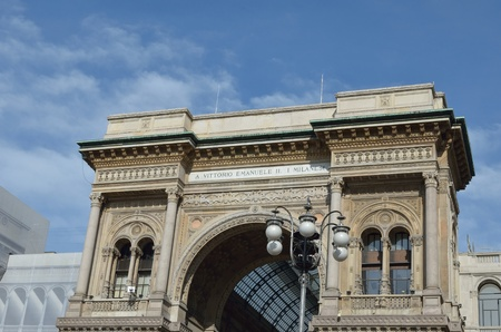 vittorio emanuele: Milan, Italy gallery  Vittorio Emanuele