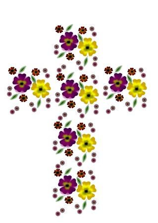 comunion: crucifijo