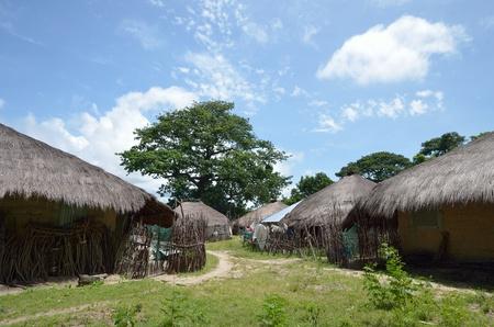 African village Stock Photo - 15938191