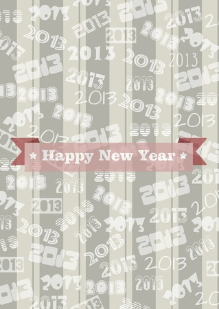 New Year 2013 Stock Photo - 16850468