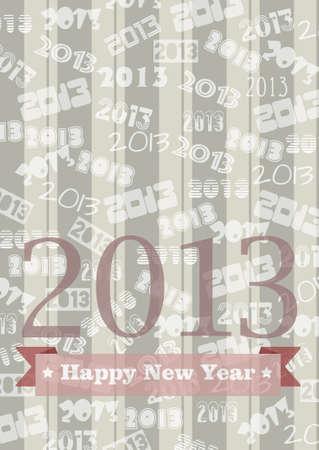 New Year 2013 Stock Photo - 16850469
