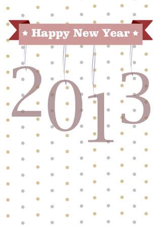 New Year 2013 Stock Photo - 16850467