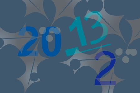 New Year 2013 Stock Photo - 16850466