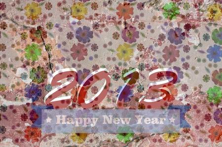 New Year 2013 Stock Photo - 16850475