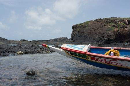 madeleine: Senegal, iles de la Madeleine Stock Photo