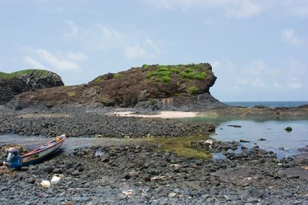 madeleine: Senegal,isle de la Madeleine in front of Dakar