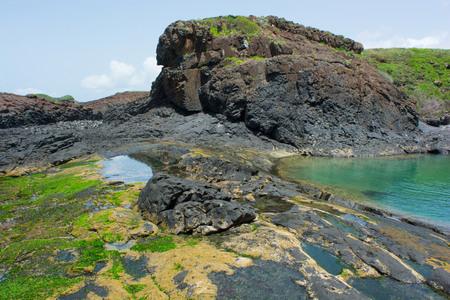madeleine: Senegal,isle de la Madeleine Stock Photo