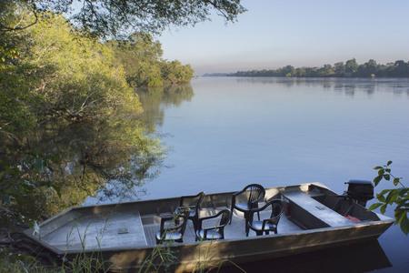 cried:  Zambezi  river