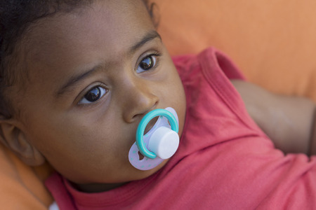 babyhood: African baby