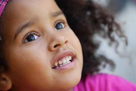babyhood: african child