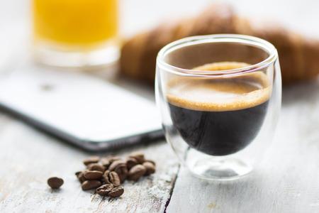 breaks: Breakfast coffee breaks