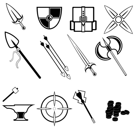 Fantasy Icon Set