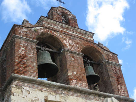 The Bells that toll   the 1st Church of the Americas  Imagens