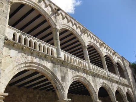 Beautiful details   Castle de Colon Sajtókép