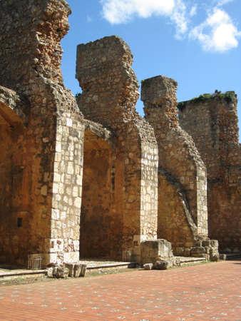 santo: Ruins of Santo Domingo
