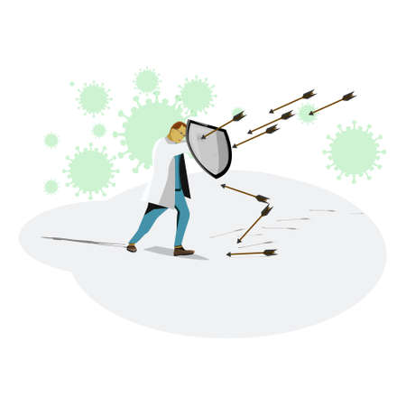 It fights the shields of the corona virus as swift as an arrow. Really appreciate