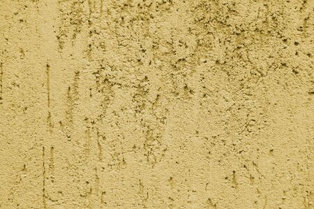 Yellow wall abstract background texture Reklamní fotografie - 135484743
