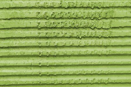 green construction block background texture Reklamní fotografie