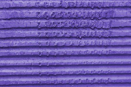 purple construction block background texture Reklamní fotografie
