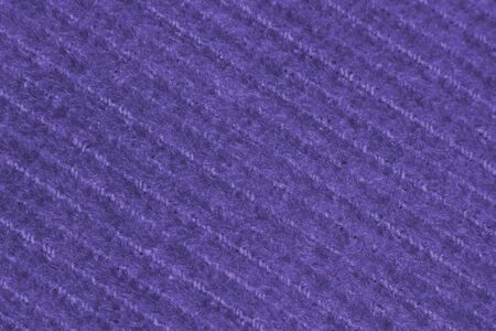 Purple canvas fabric with a repeating diagonal pattern Reklamní fotografie
