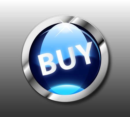 buy button: Blue buy button
