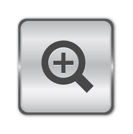 Chrome zoom in button