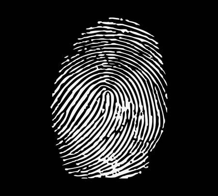 odcisk kciuka: Odcisków palców