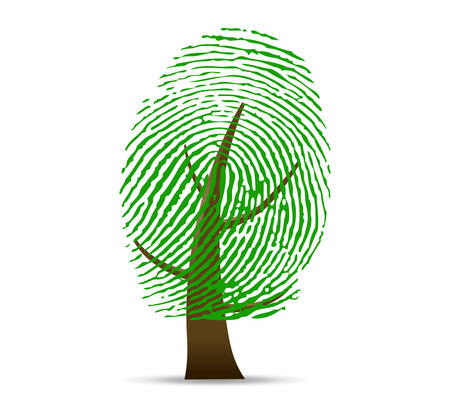 fingermark: Fingerprint tree