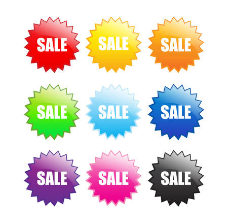 stiker: Sale stiker