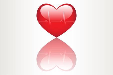 hearth: Hearth with ECG signal