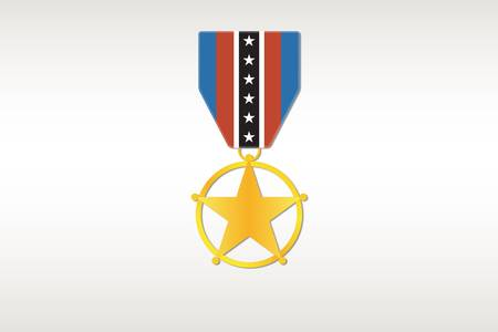 Award medal  Vector