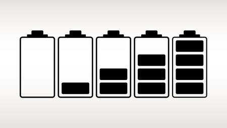 pilas: Vector de conjunto de bater�a