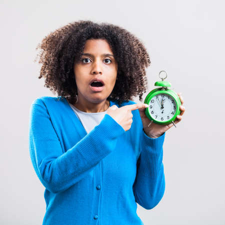 ticking away: Time is ticking away