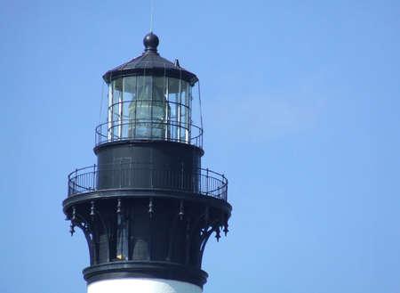 Cape Hateras Lighthouse.